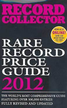 Record Collector: rare record price guide 2012