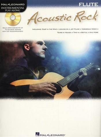 Acoustic Rock (+CD): for flute