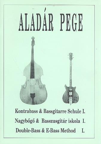 Schule Band 1: für Kontrabass (E-Bass)