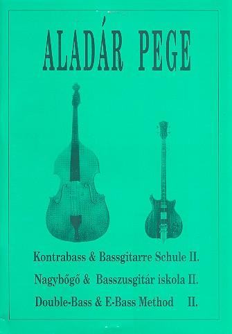 Schule Band 2: für Kontrabass (E-Bass)