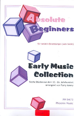 Early Music Collection: für variables Orchester (sehr leicht)