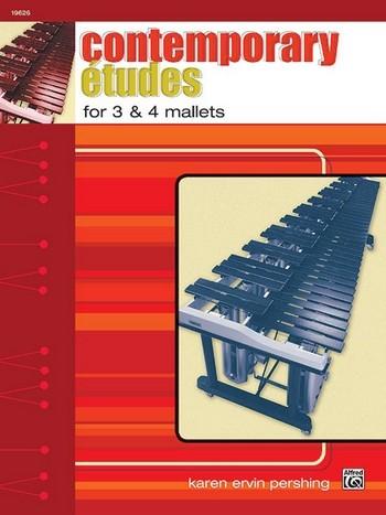 Contemporary Études: for 3-4 mallets (1 player)