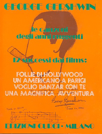 12 successi dai films: per piano (testi/accordi) (it/en)