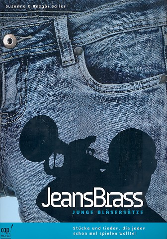 Sailer, Ansgar - Jeans Brass : für Posaunenchor
