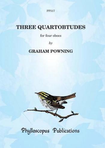Powning, Graham - 3 Quartobtudes :