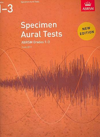 - Specimen Aural Tests Grade 1-3 2011