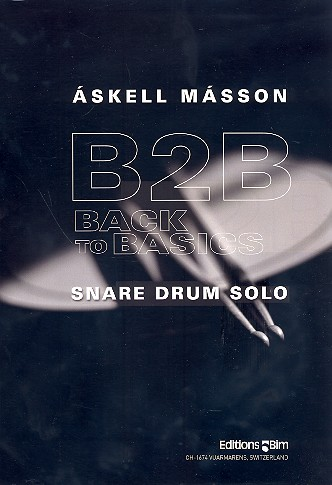 B2B - Back to Basics: for snare drum