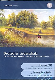 - Scores2edit Vol.1 : Deutscher Liederschatz