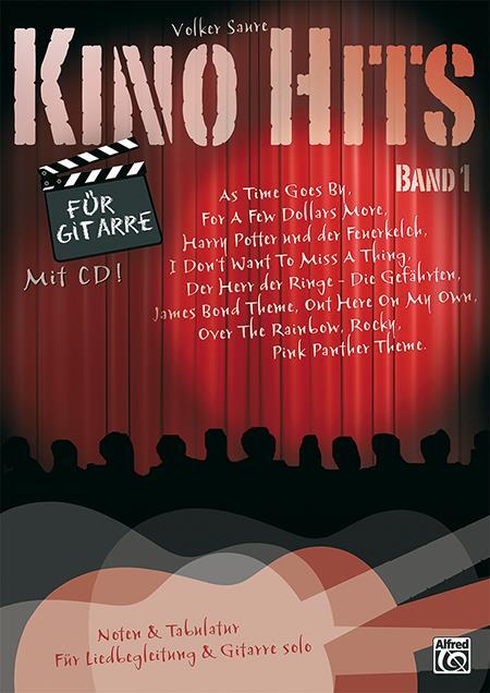 Kino-Hits Band 1: für Gitarre/Tabulatur