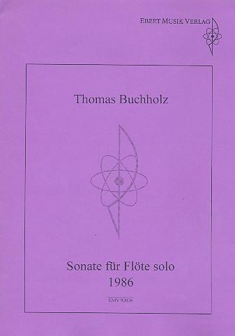 Sonate: für Flöte