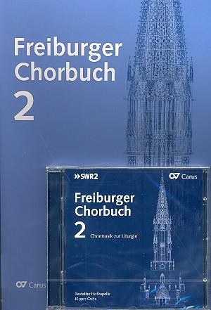 Freiburger Chorbuch Band 2 (+CD):