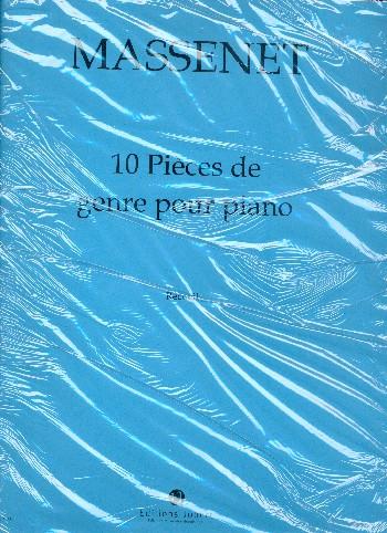 10 Pièces de Genre: pour piano