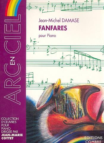 Fanfares: pour piano