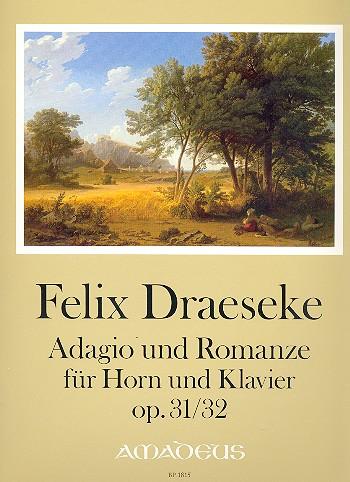 Adagio opus.31 und Romanze opus.32: für Horn und Klavier