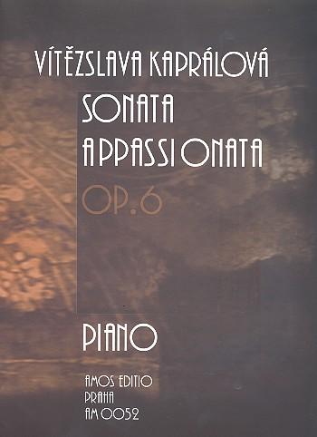Sonata Appassionata opus.6: für Klavier