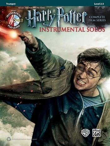 Harry Potter Instrumental Solos (+CD): for trumpet