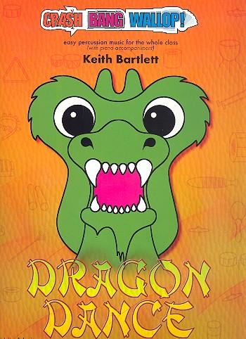 Dragon Dance (+CD): for percussion ensemble and piano
