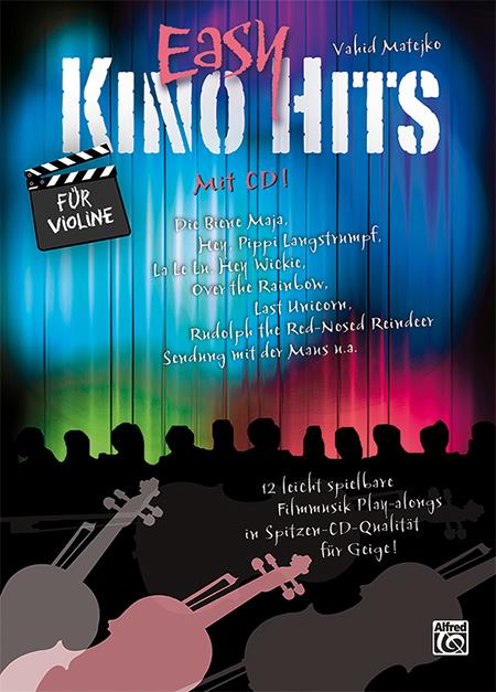 Easy Kino Hits (+CD): für Violine
