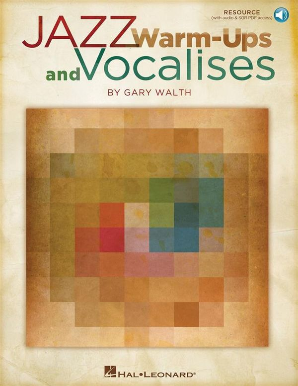 Jazz Warm-ups and Vocalises (+CD): for vocal jazz ensemble and piano