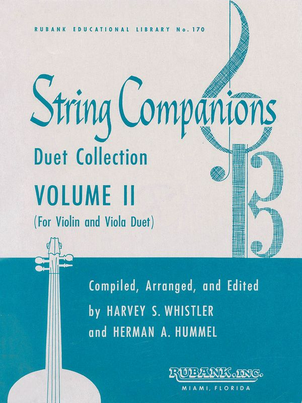 - String Companions Duet Collection vol.2 :