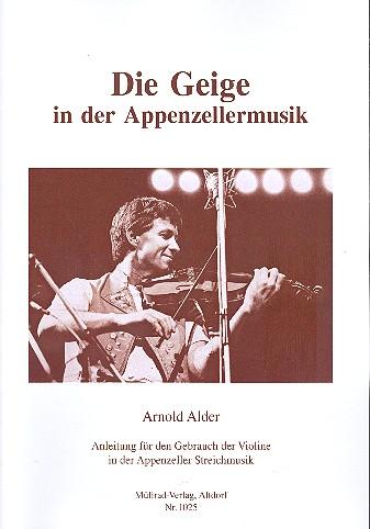 Die Geige in der Appenzellermusik