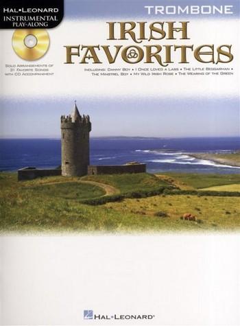 Irish Favorites (+CD): for trombone