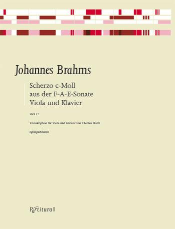 Brahms, Johannes - Scherzo c-Moll :