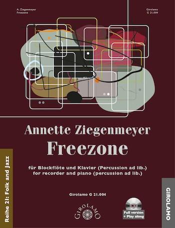 Ziegenmeyer, Annette - Freezone (+CD) :