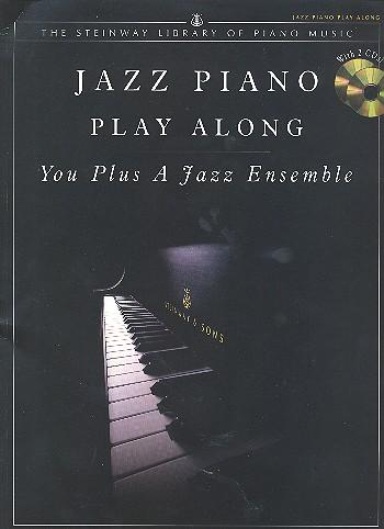 Jazz Piano Playalong - You plus a Jazz Ensemble (+2 CD\