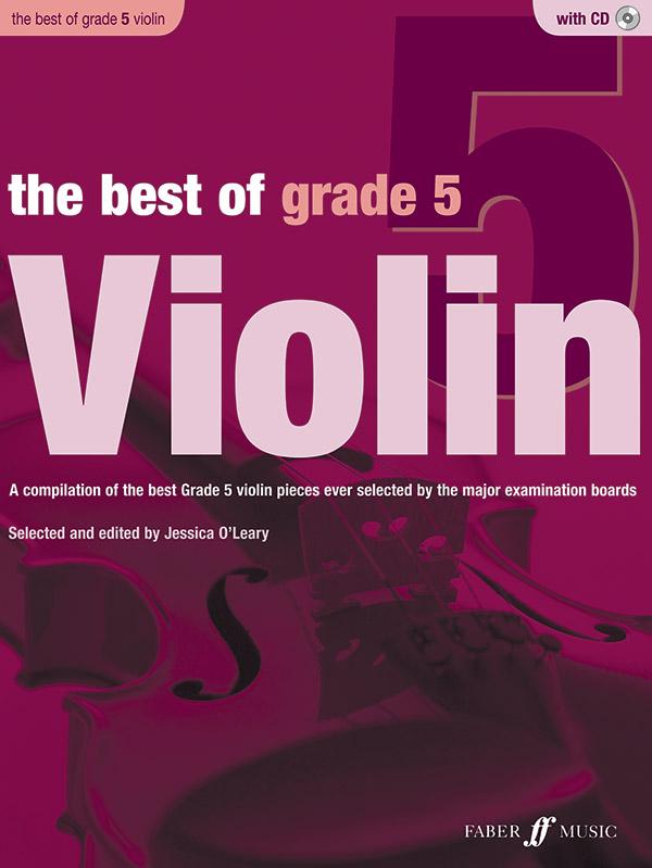 - The best of Grade 5 (+CD) :