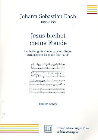 Bach, Johann Sebastian - Jesus bleibet meine Freude :