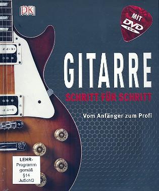 Gitarre Schritt für Schritt (+DVD)