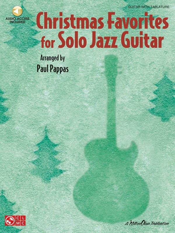 Christmas Favorites for solo Jazz Guitar (+CD): for guitar/tab
