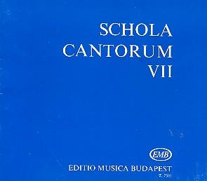 Schola Cantorum Band 7: für 2-3 Stimmen (gem Chor a cappella