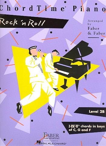 Chordtime Piano - Rock\