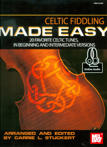 Celtic Fiddling made easy (+Online Audio Access): for violin