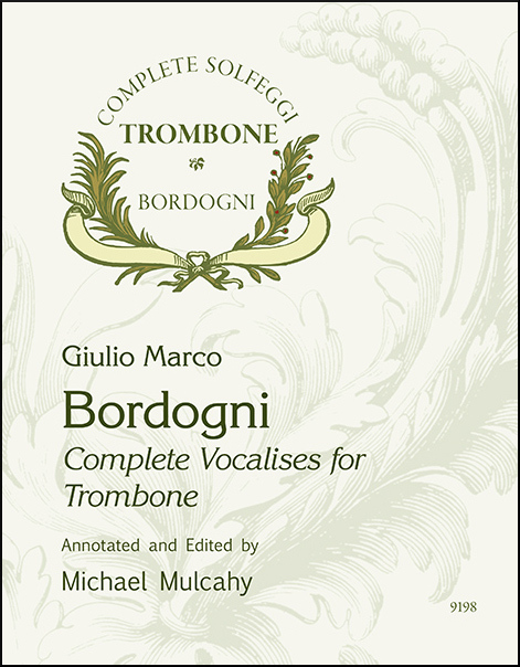 Complete Vocalises: for trombone