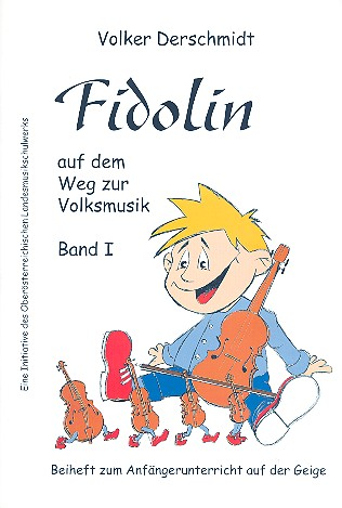 Derschmidt, Volker - Fidolin auf dem Weg zur Volksmusik