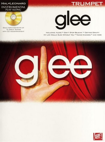 15 Songs from Glee (+CD): for trumpet