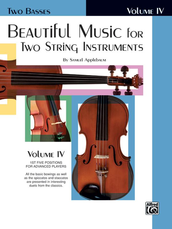 Beautiful Music vol.4: for 2 string instruments (piano ad lib)