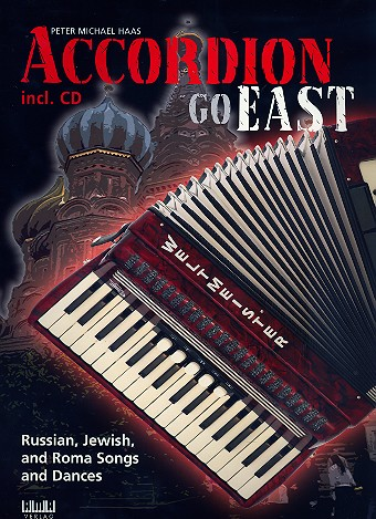 Accordion go East (+CD)