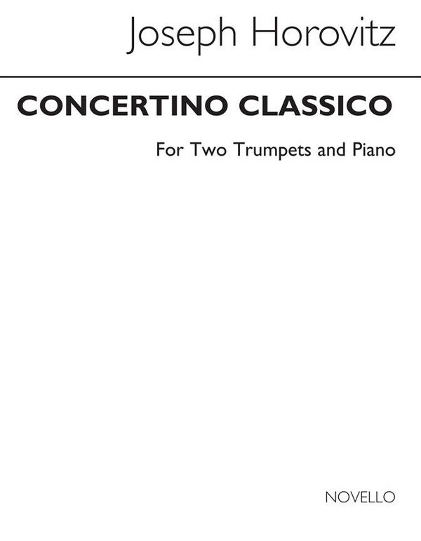 Concertino classico: for 2 trumpets