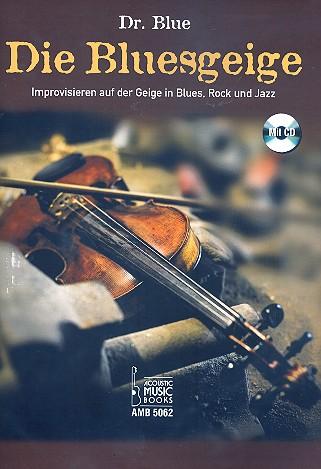 Die Bluesgeige (+CD)