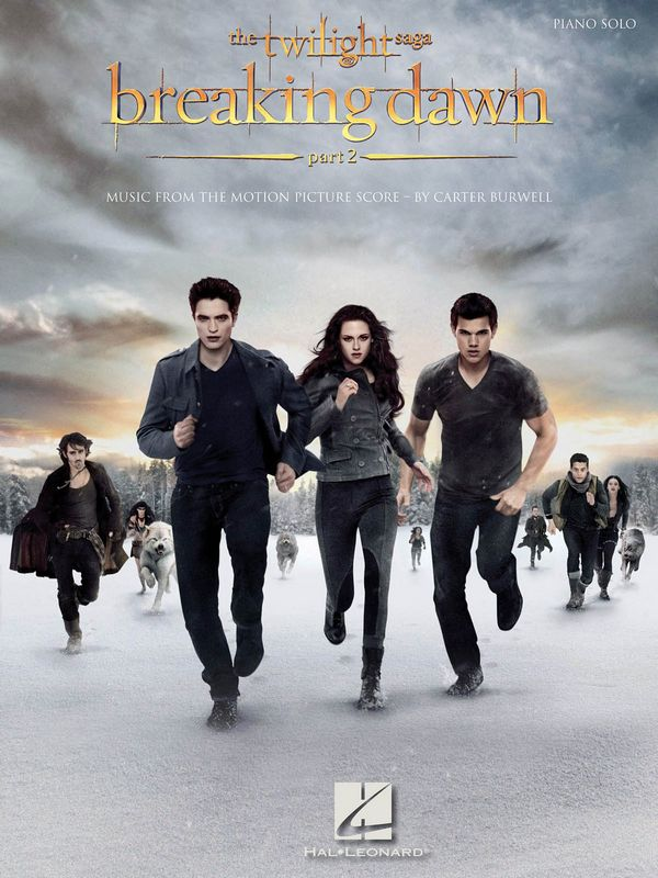 Burwell, Carter - Breaking Dawn (Twilight Part 2) :