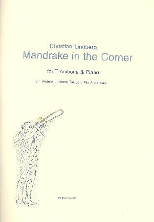 Mandrake in the Corner: for trombone and piano