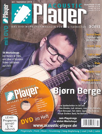 Acoustic Player Band 3/2013 (+DVD)