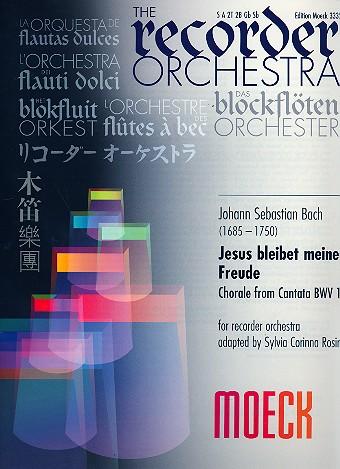 Bach, Johann Sebastian - Jesus bleibet meine Freude BWV147 :