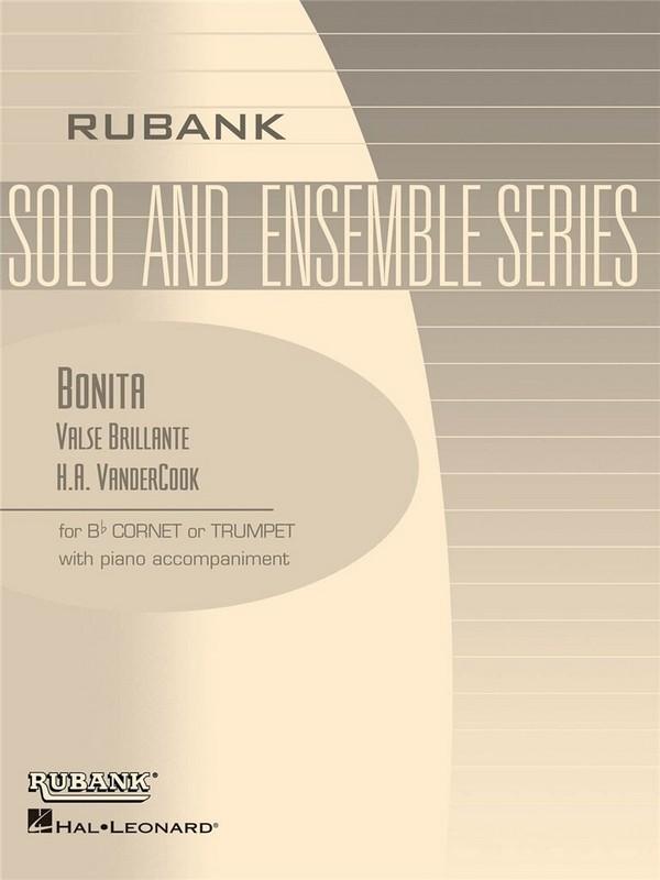 Bonita: for trumpet and piano