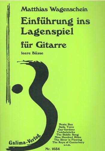 Wagenschein, Matthias - Einführung ins Lagenspiel :