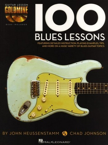 100 Blues Lessons (+Audio Access): for guitar/tab